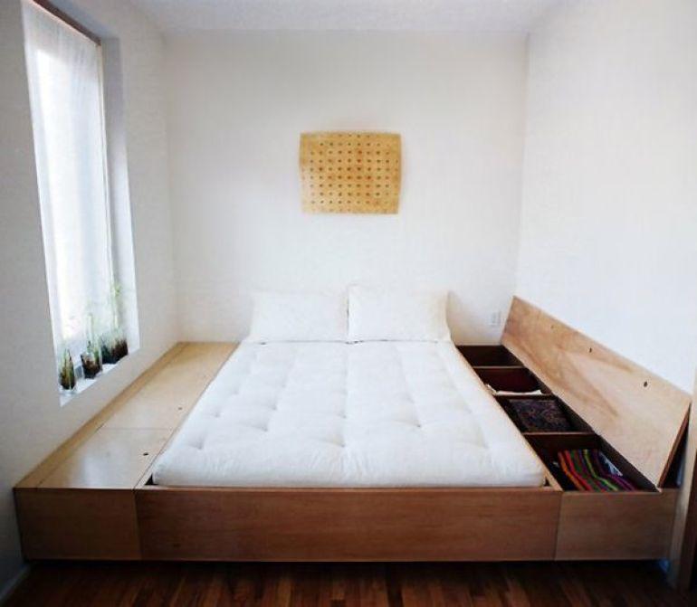Как сделать своими руками кровать маленькую