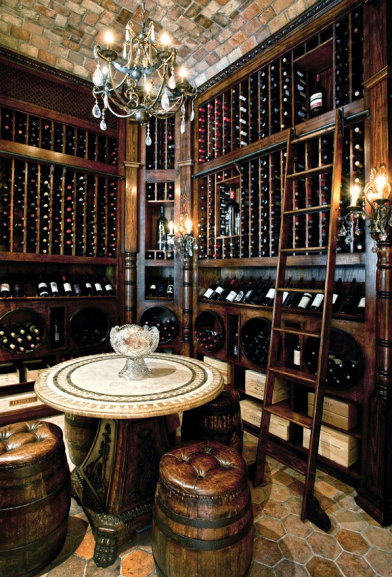 Wine Lover? Don't Miss These 8 Intoxicating Wine Quaffing Rooms
