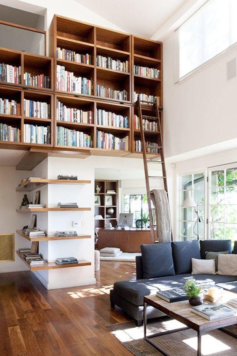 37 умных идей для организации книжных полок pro handmade.