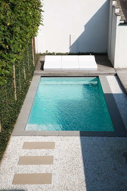 29 small plunge pools to suit any sized backyard and budget - Cuanto cuesta hacer una piscina pequena ...